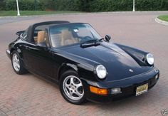 Porsche 911 - one day I'll get one for my husband (though may have to steal it!)
