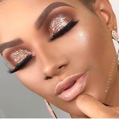 Makeup & Skin Care: Ten Different Ways of Eye Makeup Makeup On Fleek, Flawless Makeup, Glam Makeup, Gorgeous Makeup, Love Makeup, Skin Makeup, Makeup Inspo, Bridal Makeup, Wedding Makeup
