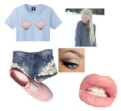 Bam by kaylee-friend on Polyvore featuring polyvore, fashion, style, Vans and clothing