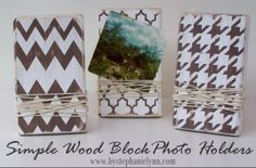 Easy and fun photo displays