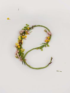 Creative Lettering, Flower Alphabet, Creative Alphabet Lettering inspiration for Type Design Students CAPI milliande-printables.com , Flower Alphabet e