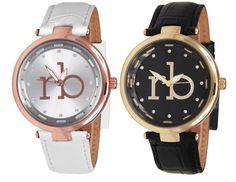 Elegância intemporal com relógios Rocco Barocco