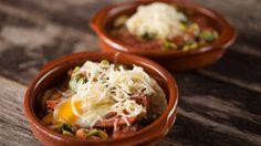 Recettes - Signé M - TVA - Cassolette d'œufs et jambon