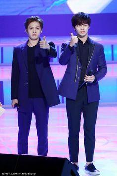 Changsub and Sungjae ❤