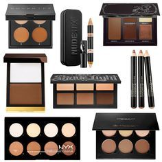 Contour Kits 101   All the best Contour Kits on the Market   What is Contouring? On MoneyCanBuyLipstick.com