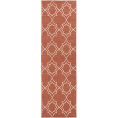 Amato Red Indoor/Outdoor Area Rug