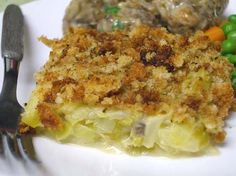 Cabbage Casserole. not bad, will make again with a few changes, i would add dried onions and keilbasa.