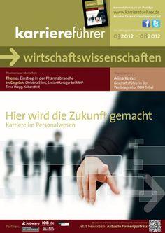karriereführer wirtschaftswissenschaften 1.2012