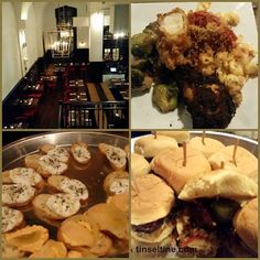 Tinsel & Tine Philly Film & Food Blog: Philly Spotlight: THE LITTLE LION RESTAURANT