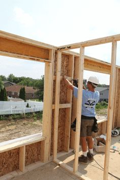Advanced Framing: An Inside View | Builder Magazine | Framing, Energy-Efficient Construction, Energy Efficiency, Lumber, Chicago-Naperville-Joliet, IL-IN-WI