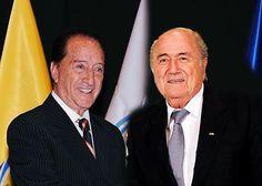 Décimas geopolíticas sobre los dirigentes de la FIFA   Fernández de Palleja