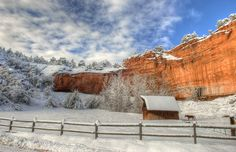 Disney World may be the happiest place on earth, but the Angel Canyon Disney barn sure has to be one of the most beautiful places on earth.