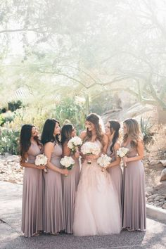 Bridesmaid Dress Inspiration - Photo: Jane in the Woods