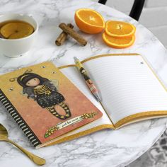 Gorjuss zápisník Bee-Loved (Just Bee-Cause) Notebook, Exercise Book, The Notebook, Journals