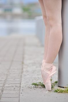pointe ballet shoes by cindy