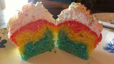 Crazy cupcakes I made for my boys.