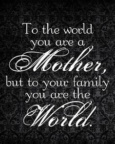 Little Inspirations: Happy Mother's Day