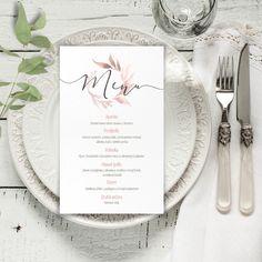 Svadobné menu, svadobná menu karta Martini, Place Cards, Place Card Holders, Tableware, Dinnerware, Tablewares, Dishes, Martinis, Place Settings