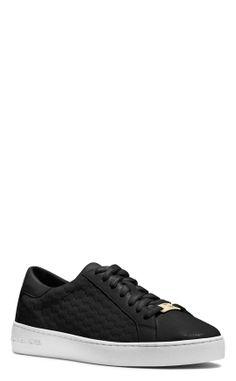 MICHAEL Michael Kors Flat Colby Sneaker Michael Kors Flats, Converse, Sneakers, Tennis Sneakers, Sneaker, Women's Sneakers, Converse Shoes