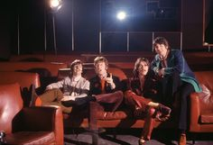 "misanthrope1993: "" The Beatles at TVC animation Studios in London, 6 November 1967. Photo: Mark and Colleen Hayward """