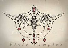 Image result for bat tattoo