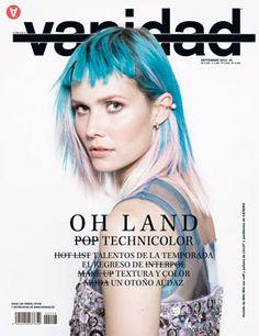 Revista digital de moda Vanidad #208 septiembre 2014