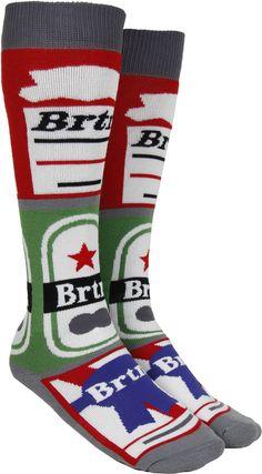 Burton Party Socks - wizard - Snowboard Shop > Men's Snowboard Outerwear > Accessories > Snowboard Socks