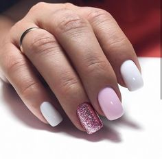 """Drove You write in the comments """"I want yours"""" Like the previous commentator - Nail Design Ideas! Cute Summer Nail Designs, Cute Summer Nails, Cute Nails, Ombre Nail Designs, Short Nail Designs, Toe Nail Designs, Diy Healthy Nails, Special Nails, Vacation Nails"""