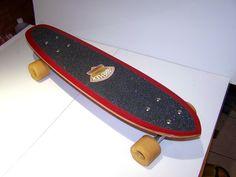 Vintage Skateboards, Swiss Army, Restoration, Kicks