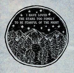 Eu tenho amado as estrelas