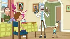 Watch The New Rick & Morty Holiday Short!