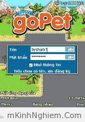 Tải goPet 113 - http://mkinhnghiem.com/gopet/tai-gopet-113.html