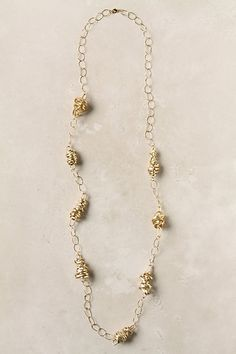 Coriolis Necklace from Anthropologie