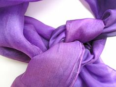 In tones of bright purple, this hand painted unique silk scarf is the perfect addition to any wardrobe to add a flash of colour and a touch of unique style or makes a wonderful gift. Purple Scarves, Silk Scarves, Bright Purple, Deep Purple, Purple Hands, Important People, Wearable Art, Hand Painted, Touch