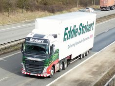 KX16FEJ Eddie Stobart Trucks, Transportation, Big, Vehicles, Classic, Derby, Car, Classic Books, Vehicle