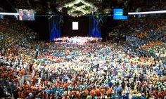 9 million FTK (for pediatric cancer).. this is who we are at Penn State, and I am proud to be an alumni