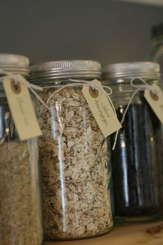 Canning jar storage