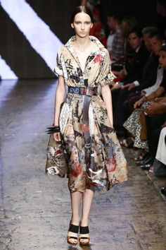 Donna Karan Ready To Wear Spring Summer 2015 New York - NOWFASHION