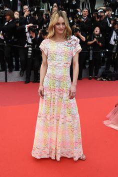 Vanessa Paradis in Chanel beim Filmfest in Cannes