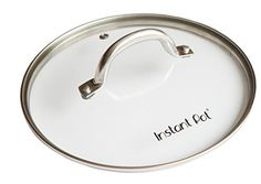 $16.95 - Instant Pot Tempered Glass Lid for Electric Pressure Cookers 9 Stainless Steel