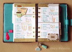 She's Eclectic: My week 36 #coffee #autumn #vanderspek