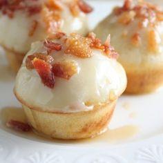 Maple Bacon Pancake Bites - www.vixenskitchen.com