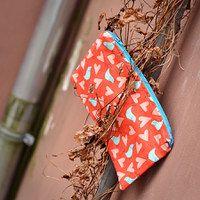 Beltine - little bag Little Bag, Floral Tie, Pot Holders, Sewing, Bags, Accessories, Handbags, Dressmaking, Hot Pads