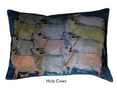 Indian Classics Cushions at LUMA Organic Home Luxury