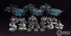 New Space Wolves army