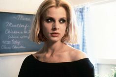 "Zoe Ruffner, Vogue.com Photo Researcher - ""I am certainly not the first to say it, but Nastassja Kinski's bob—center-parted, thick on the bottom, and brassy blonde—in Paris, Texas is everything. Unfortunately I'm too attached to long hair to ever make a serious cut, but, if I ever do, I'll be bringing her photo with me to the salon."""