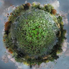 These breathtaking composite photographs portray the natural world in ways you've never seen Scenic Photography, Amazing Photography, Landscape Photography, Nature Photography, Just Amazing, Amazing Nature, Awesome, Thomas Darnell, Little Planet