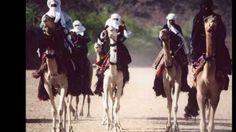 SAHARA DESERT -  TUAREG - CANTAUTORA LADY HAGUA (+lista de reproducción)
