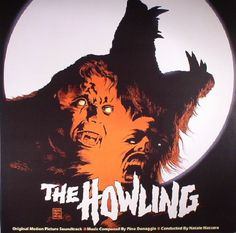 Pino Donaggio The Howling: 1981 Original Soundtrack Limited Edition Colored Vinyl LP Colored Copies Are Limited Contact Us!Waxwork Records presents American Werewolf In London, The Howling, Soundtrack Music, Color Copies, Film Score, Underground Music, Classic Horror Movies, Horror Movie Posters, Lp Vinyl