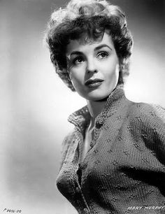 Mary Murphy (January 1931 – May an American film and television actress of the and Mary appeared in more than 30 films between 1951 and Scream Queens, Golden Age, Science Fiction, Horror, Mary, Actresses, American, Movies, Films